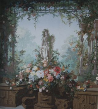 French Scenic Wallpaper 1795–1865. Odile Nouvel-Kammerer