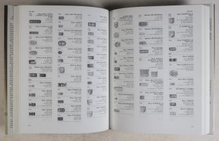 The Directory of Gold & Silversmiths: Jewellers & Allied Trader 1838–1914 from the London Assay Office Registers. 2 Vols.