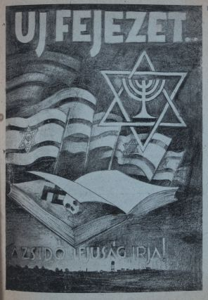 B'Máávák... Küzdelemben... 5707 Chanuka (In the Fight...). Aharon Abadi, Zeev Jabotinsky, Uri...