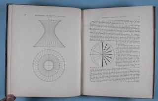 Theoretical and Practical Graphics: An Educational Course on the Theory and Practical Applications of Descriptive Geometry and Mechanical Drawing