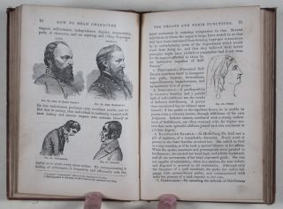How to Read Character: A New Illustrated Hand-Book of Phrenology and Physiognomy, for Students and Examiners; with a Descriptive Chart