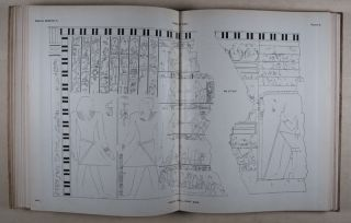 Archaeological Survey of Egypt: The Rock Tombs of Deir el Gebrâwi. Part I and II. 2 Vols.