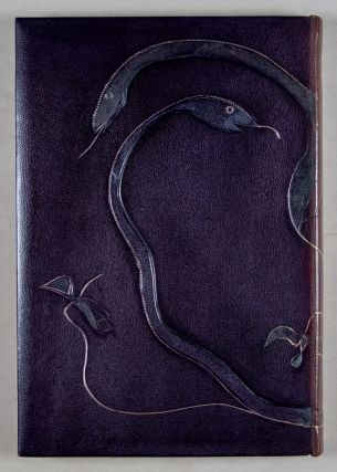 Salomé [FIRST CATALAN EDITION, WITH SIGNED ART NOUVEAU BINDING]