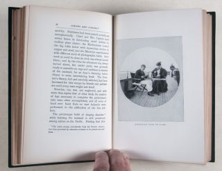 Corona and Coronet being a Narrative of the Amherst Eclipse Expedition to Japan, in Mr. James's Schooner-Yacht Coronet, to Observe the Sun's Total Obscuration 9th August, 1896