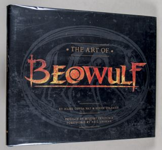 The Art of Beowulf [SIGNED]