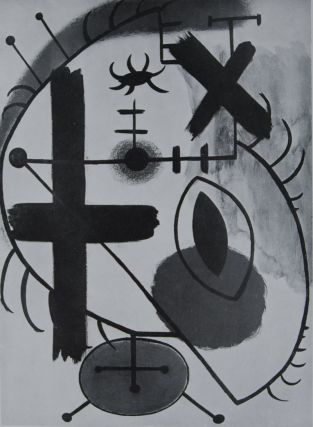Cahiers d'Art Nos. 1-4 [WITH TWO ORIGINAL POCHOIRS BY JOAN MIRÓ]