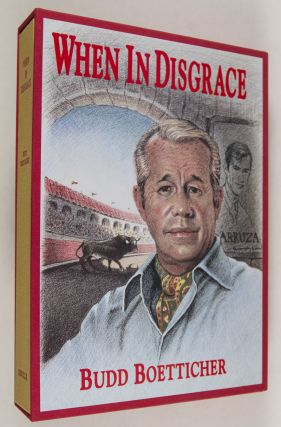 When In Disgrace [INSCRIBED AND SIGNED]