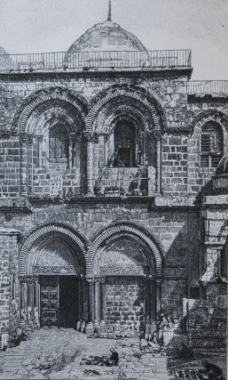 Jerusalem, Its History and Hope. Margaret Oliphant, Hamilton Aide, F M. Good, woodcuts, photography