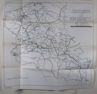 The German Offensive of July 15, 1918 (Marne Source Book)