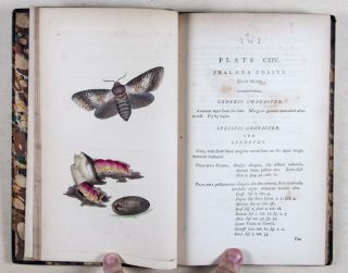 The Natural History of British Insects; explaining them in their several states, with the periods of their transformations, their food, oeconomy, &c. together with the history of such minute insects as require investigation by the microscope [WITH 251 (of 252) HAND-COLORED PLATES]