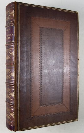 The Works of Sr William D'avenant Kt [SIGNED BY THE AUTHOR / EUGENE FIELD'S COPY]