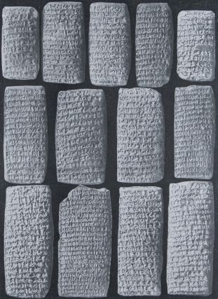 Neo-Babylonian Letters from Erech [Yale Oriental Series. Babylonian Texts, Vol. III]. Albert T. Clay