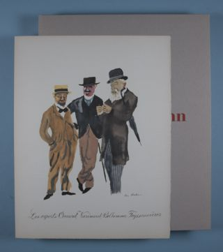The Dreyfus Affair: The Ben Shahn Prints [BRAND NEW IN PUBLISHER'S BOX]