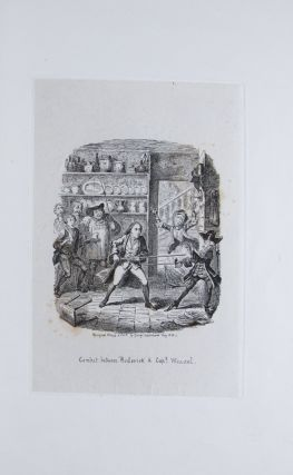 Illustrations of Popular Works, by George Cruishank: Part I (and only) [WITH SIX ETCHED PLATES]....