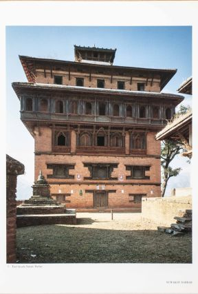 The Royal Buildings and Buddhist Monasteries of Nepal. A Report on the Historic Buildings of the...