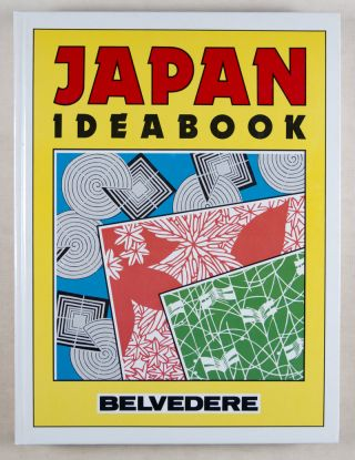 Japan Ideabook. Designs from Kimono Motifs, Graphic, Floral, and Geometric.