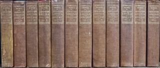 Complete Works of Abraham Lincoln. Gettysburg Edition. 12 Vols. (Complete). John G. Nicolay, John...