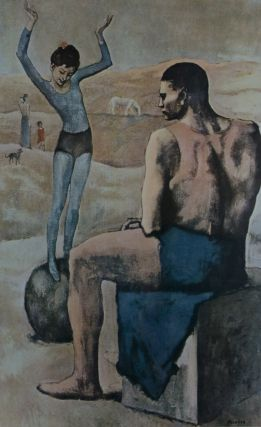 Picasso The Blue and Rose Periods