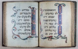 The Barcelona Haggadah: British Library MS. ADD. 14761 (Complete in 2 Vols.) [SIGNED FACSIMILE]