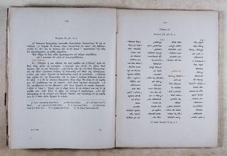 Codex Climaci Rescriptus. Fragments of Sixth Century Palestinian Syriac Texts of the Gospels, of the Acts of the Apostles and of St. Paul's Epistles. Also Fragments of an Early Palestinian Lectionary of the Old Testament. (Horae Semiticae No. VIII)