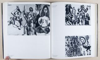 Pablo Picasso Catalogue of the Printed Graphic Work 1966–1969 Volume II