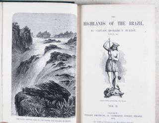 The Highlands of the Brazil. 2 Vols.