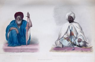 Travels in Ethiopia, Above the Second Cataract of the Nile; Exhibiting the State of that Country, and its Various Inhabitants, Under the Dominion of Mohammed Ali; and Illustrating the Antiquities, Arts, and History of the Ancient Kingdom of Meroe