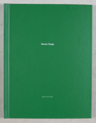 Seven Dogs [SIGNED ON VERSO OF PRINT]. John Divola