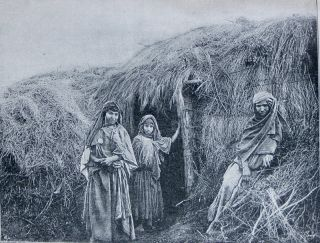 The Cave Dwellers of Southern Tunisia: Recollections of a Sojourn With the Khalifa of Matmata
