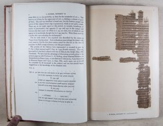 A Descriptive Catalogue of the Greek Papyri in the Collection of Wilfred Merton, F.S.A. 2-vol....