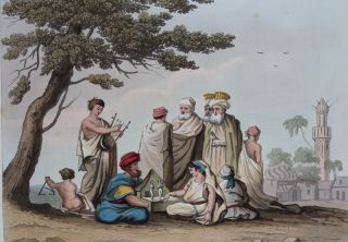 Narrative of a Ten Year's Residence at Tripoli in Africa: From the Original Correspondence in the Possession of the Family of the Late Richard Tully, Esq. The British Consul.