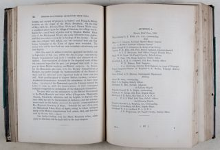 Frontier and Overseas Expeditions From India. Vol. 1 (of 6): Tribes North of the Kabul River