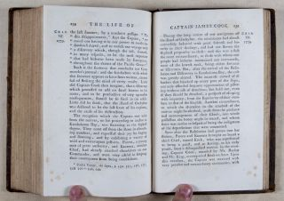 The Life of Captain James Cook. 2 Vols. bound in 1