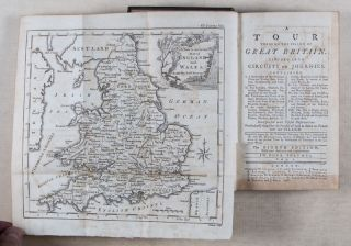 A Tour Through the Island of Great Britain. Divided into Circuits or Journies [SIC]. 4-vol. set...