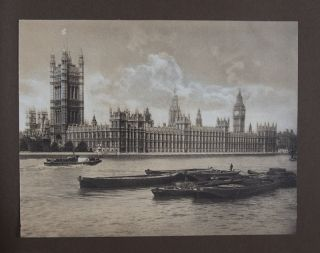 London A Souvenir. W. H. Watts