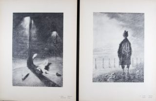 24 Drawings from the Concentration Camps in Germany