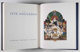 The Szyk Haggadah, Premier Edition [WITH AN ADDITION BOX OF SZYK MATERIAL]