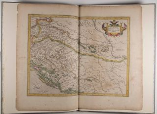 A Leaf from the Mercator-Hondius World Atlas Edition of 1619. Norman J. W. Thrower, Essay