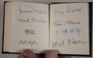 You Can Judge a Book by its Cover: A Brief Survey of Materials [SIGNED]