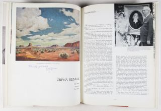 Painters of the Desert [INSCRIBED & SIGNED]