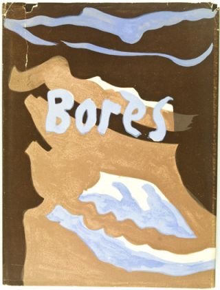 Bores.; Planned and produced by Editions VERVE.