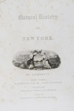 Agriculture of New York: Comprising an Account of the Classifications, Composition and Distribution of the Soils and Rocks, and of the Climate and Agricultural Productions of the State; Together with Descriptions of the More Common and Injurious Species of Insects; Volume V.