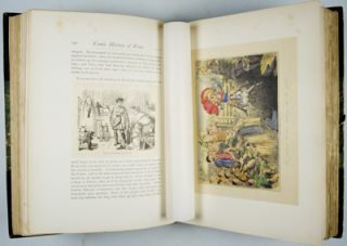 The Comic History of Rome.; Illustrated by John Leech.