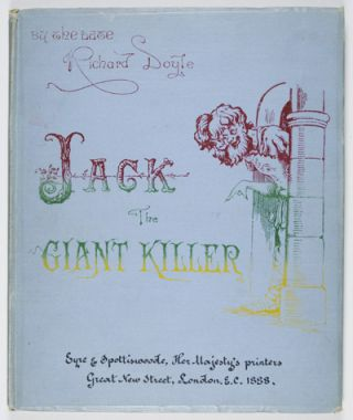 Jack the Giant Killer. Richard Doyle