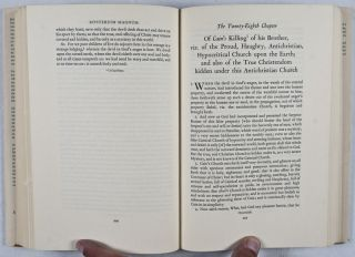 Mysterium Magnum; An exposition of the First Book of Moses called Genesis
