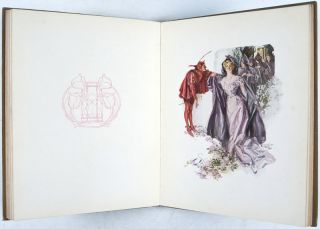 A Dream of Fair Women. With illustrations by Harrison Fisher. Decorations by E. Stetson Crawford.