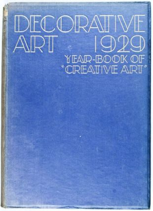 Decorative Art 1929
